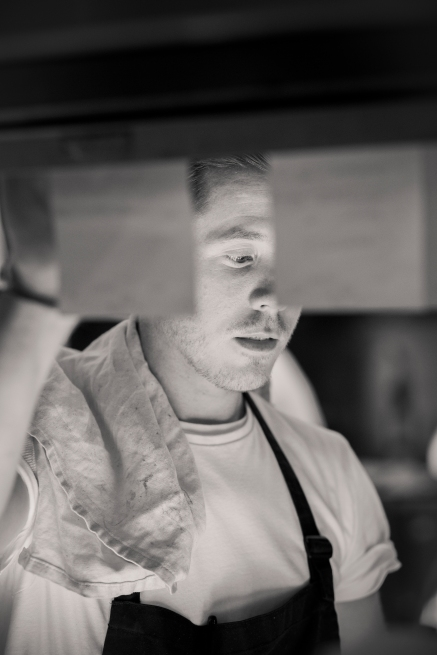 Aaron Mullis, Pub Chef Passion