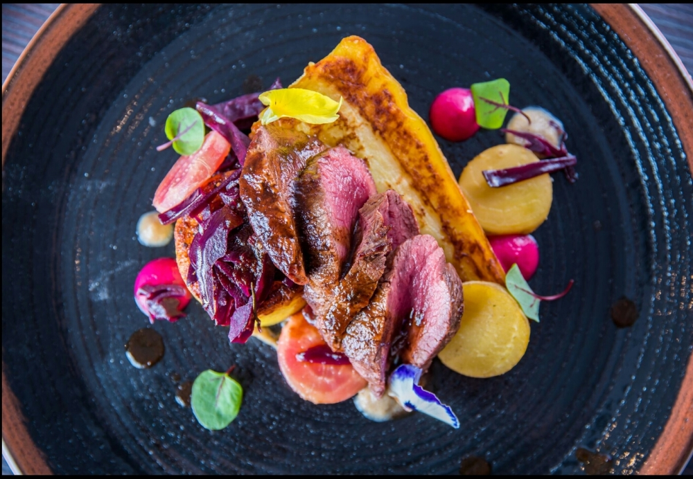 Chef Robert Yuill Food Photo