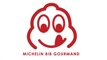 Michelin Bib Gourmand Logo